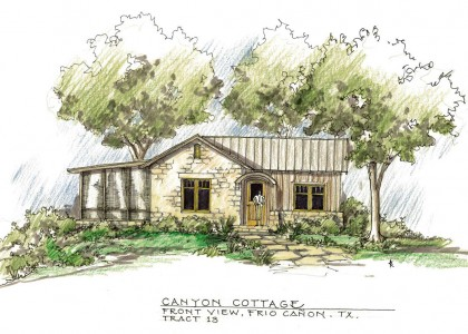 Canyon Cottage on The Meadow