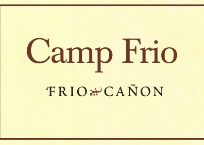 Camp Frio - AVAILABLE